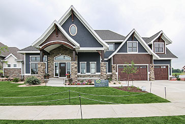 Parade of Homes 2015