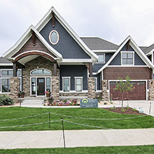 Parade of Homes - Exterior 1 - Madison WI