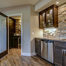 Parade of Homes - Wine Cellar 1 - Madison WI