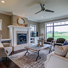 Parade of Homes - Great Room 1 - Madison WI