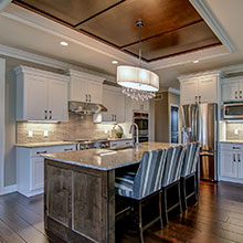 Parade of Homes - Kitchen 1 - Madison WI