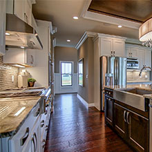 Parade of Homes - Kitchen 3 - Madison WI