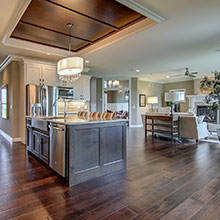 Parade of Homes - Kitchen 5 - Madison WI