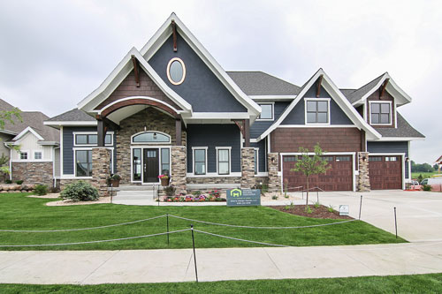 Alterra Design Homes Is An Established, Multi Year Parade Of Homes Builder  In Dane County Wisconsin. This Yearu0027s Custom Home Entry Into The Madison  Area ...